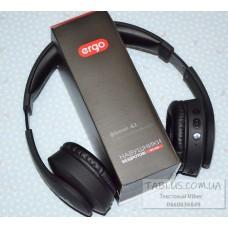 Оригинал! Классные беспроводные Bluetooth наушники ERGO! Классные басы!
