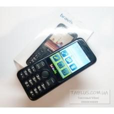 Мобильный бюджетный телефон BRAVIS С281! Две СИМ карты! FM радио! МР3 плеер!