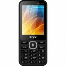 Мобильный телефон для путешествий ERGO F282 Travel !  Супер аккумулятор! 2 СИМ карты! Встроенный PowerBank!