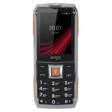 Мобильный бюджетный телефон ERGO Shield! Две СИМ карты! FM радио! МР3 плеер!